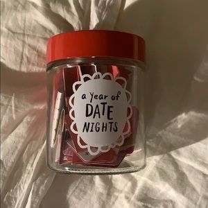 date night jar 😍